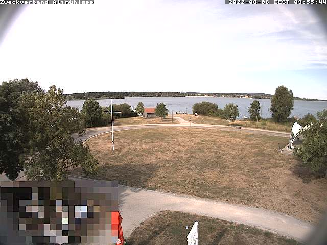 Webcam Altmühlsee